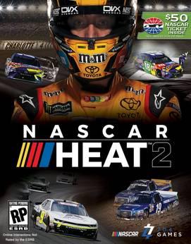 NASCAR Heat 2-CODEX