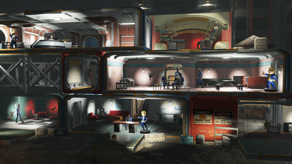 Fallout 4 Vault-Tec Workshop
