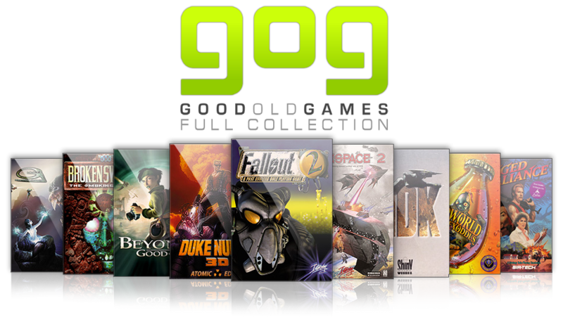 GOG Collection