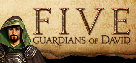 FIVE Guardians of David PC Cover