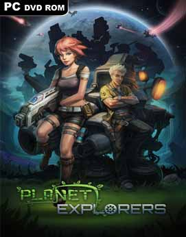 Planet Explorers Steam Edition Beta v0.7 Cracked