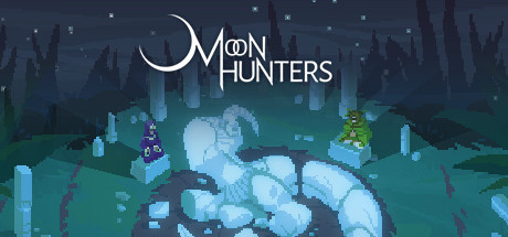 Moon Hunters Cover PC