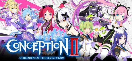 Conception II: Children of the Seven Stars Cover PC