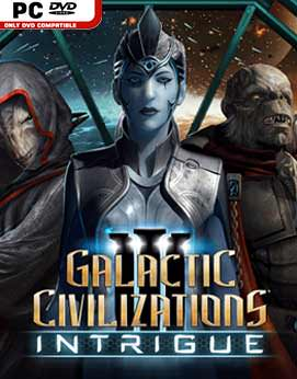 Galactic Civilizations III Intrigue-CODEX