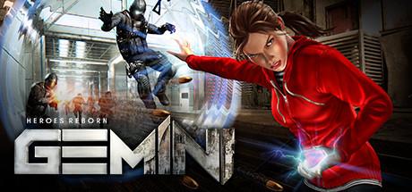Gemini Heroes Reborn Cover PC