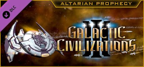 Galactic Civilizations III Cover PC