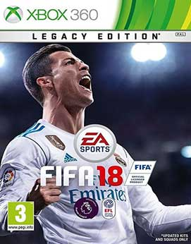 FIFA 18 PAL XBOX360-COMPLEX
