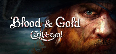 Blood and Gold Caribbean PC COver