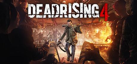 Dead Rising 4 Cover PC