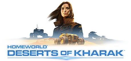 Homeworld Deserts of Kharak Cover PC