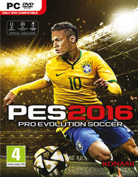 Pro Evolution Soccer 2016 Update v1.04-RELOADED