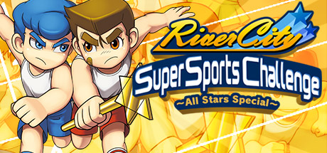 River City Super Sports Challenge All Stars Special Cover
