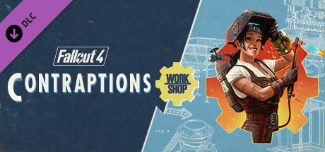 Fallout 4 Contraptions Workshop Cover PC