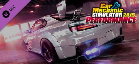 Car Mechanic Simulator 2015 Performance Cover PC