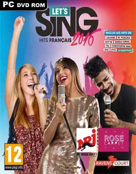 Lets Sing 2016-PLAZA