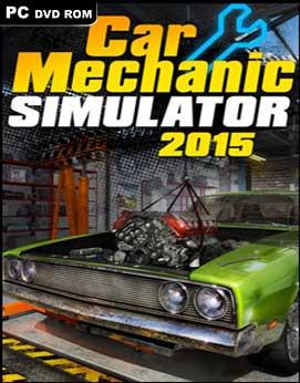Car Mechanic Simulator 2015 v1.0.8.3