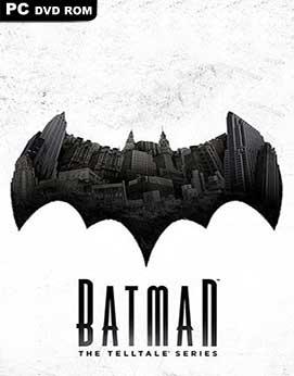 Batman Episode 4 Only-CODEX