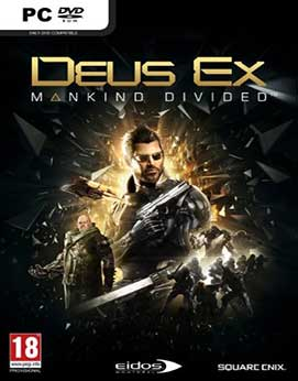 Deus Ex Mankind Divided-Black Box