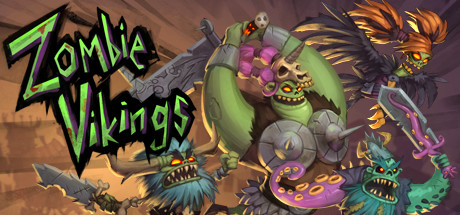 Zombie Vikings Pc cover