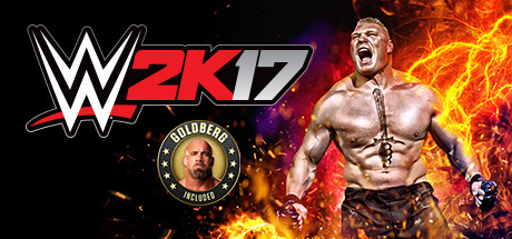 WWE 2K17 Cover PC