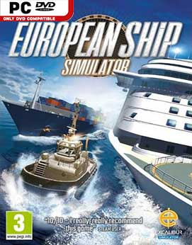 European Ship Simulator Remastered-SKIDROW