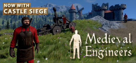 Medieval Engineers Deluxe Edtion Cover
