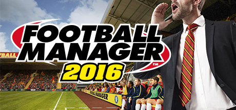 Football Manager 2016 pc cover