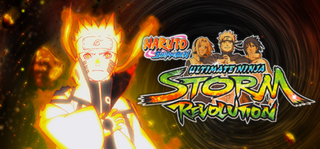 NARUTO SHIPPUDEN: Ultimate Ninja STORM Revolution repack