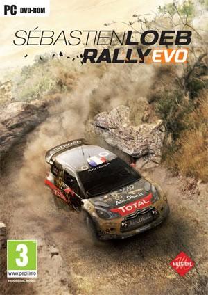 Sebastien Loeb Rally EVO-CODEX
