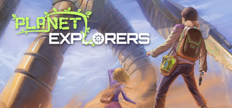 Planet Explorers Cover PC