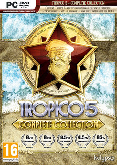Tropico 5 Complete Collection-TiNYiSO