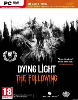 Dying Light The Following Enhanced Edition Update v1.11.0-BAT