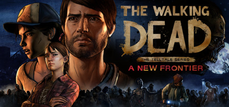 The Walking Dead: A New Frontier Cover PC