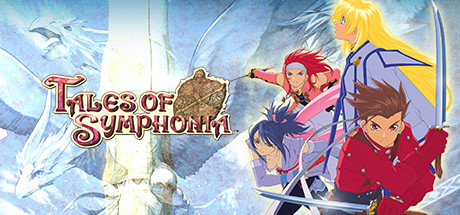 Tales of Symphonia Cover PC