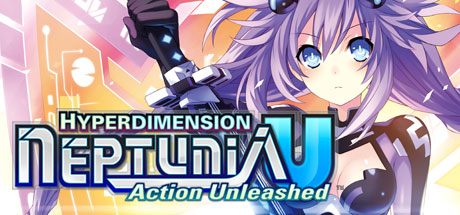 Hyperdimension Neptunia U Action Unleashed Cover PC