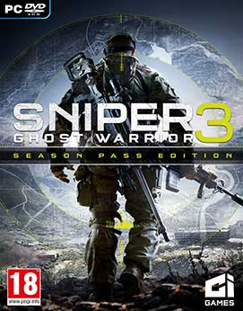 Sniper Ghost Warrior 3 v1.01-CRACKED