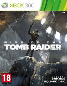 Rise of the Tomb Raider XBOX360-iMARS