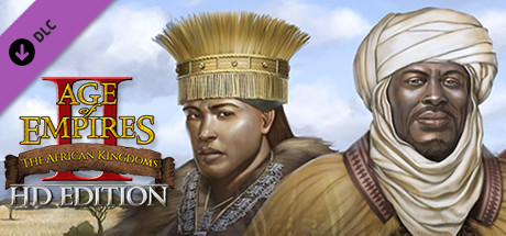 Age of Empires II HD The African Kingdoms Cover