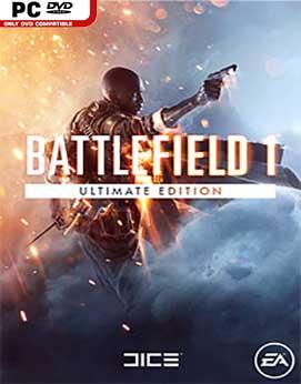 Battlefield 1 Ultimate Edition-FULL UNLOCKED