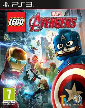 Lego Marvels Avengers PS3-PROTOCOL