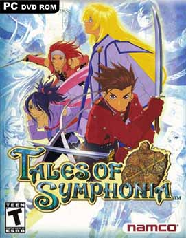 Tales of Symphonia Update 1 Cracked-ALI213