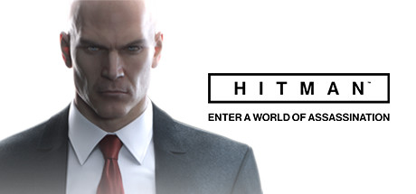 HITMAN Cover PC