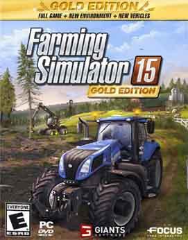 Farming Simulator 15 Gold-RELOADED