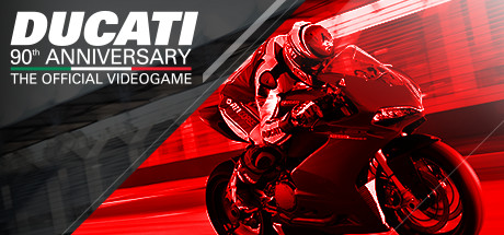 DUCATI - 90th Anniversary Cover PC