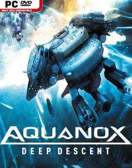 Aquanox Deep Descent Alpha 0.2.2