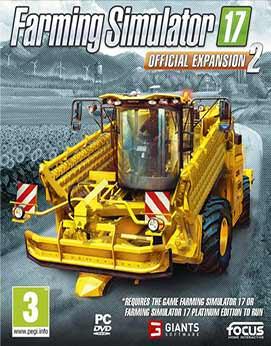 Farming Simulator 17 Platinum Edition ROPA-RELOADED