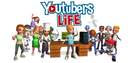 Youtubers Life Cover PC
