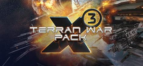 X3 Terran War Pack Cover PC