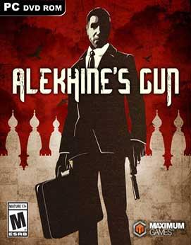 Alekhines Gun-CODEX