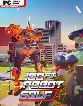 100ft Robot Golf-CODEX